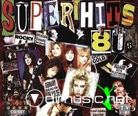 Super Hits Of The 80s 4CD Box)