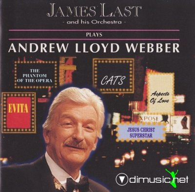 James Last - Plays Andrew Lloyd Webber (1993)