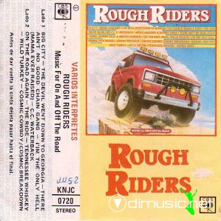Various - ROUGT RIDERS (1986)