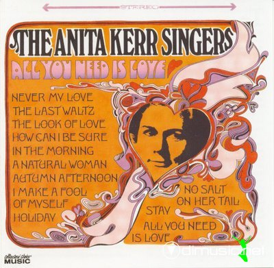 The Anita Kerr Singers - All You Need Is Love (1967)