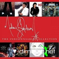 Cover Album of Michael Jackson - The Indispensable Collection