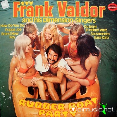 Frank Valdor - Rubberboat Party (1972)