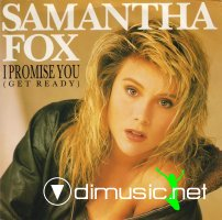 Samantha Fox - I Promise You (Get Ready) (Vinyl, 12'') 1987