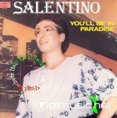 Salentino - You'll Be In Paradise (Vinyl, 12'') 1985
