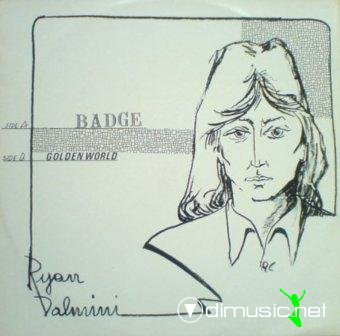 Ryan Dalmini - Badge / Golden World (Vinyl, 12'') 1986