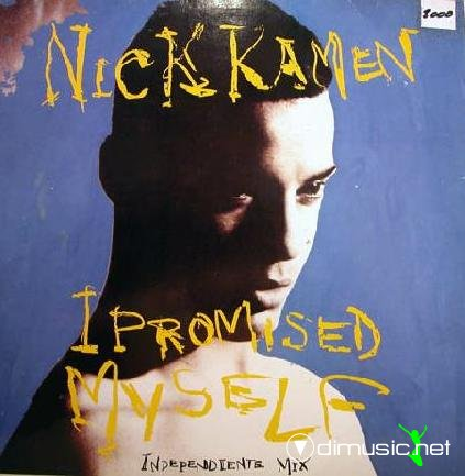 Nick Kamen - I Promised Myself (Vinyl, 12'') 1990