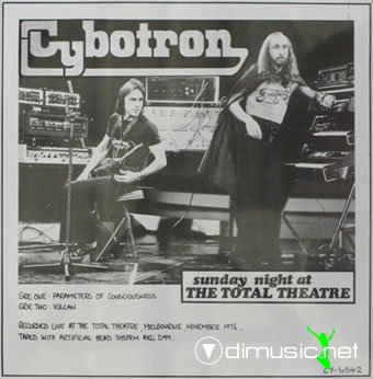 Cybotron - Sunday At The Total Theatre (1976)