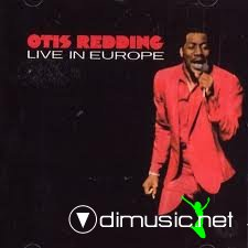 Otis Redding - Live in Europe(1991 remasterd)(mega)