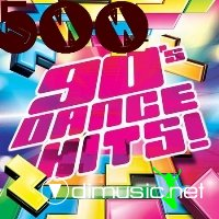500 Dance Hits Of 90s