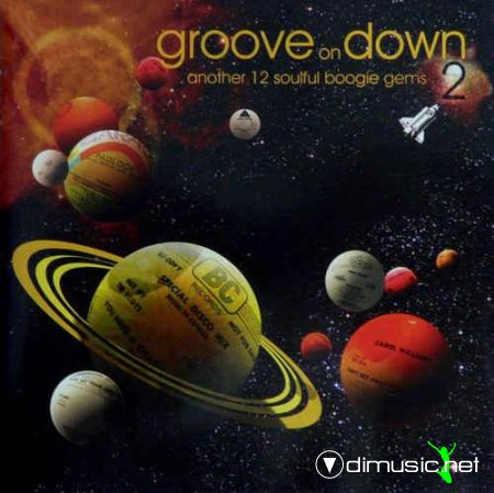 VA - Groove On Down Vol. 1-3