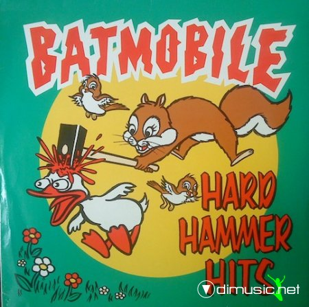 Batmobile - Hard Hammer Hits (Vinyl, LP) 1992