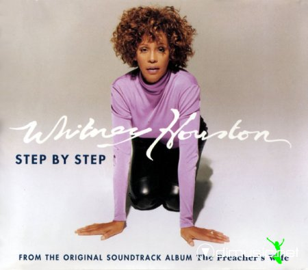 Whitney Houston - Step By Step (CDM) (1996)