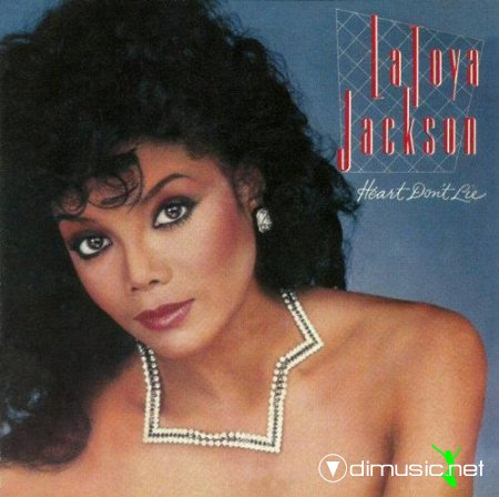La Toya Jackson - Heart don't lie (1984) (Expanded edition 2012) CD