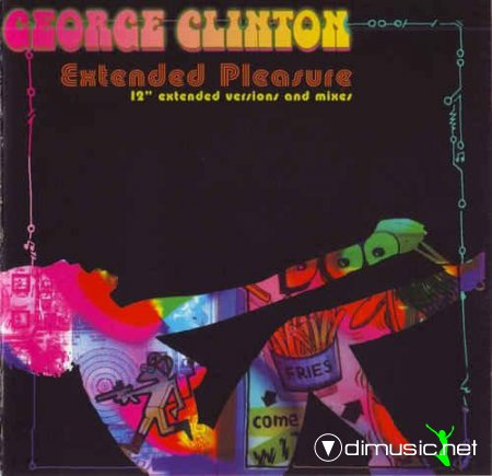 George Clinton - Extended pleasure (2000) CD