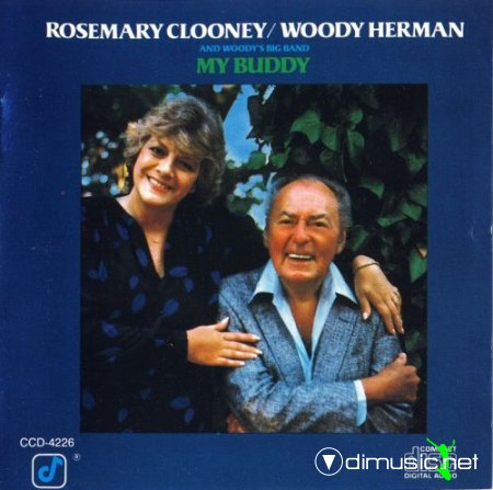 Rosemary Clooney & Woody Herman - My Buddy,1983