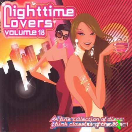 V.A. - Nighttime lovers Vol.18 (2013)