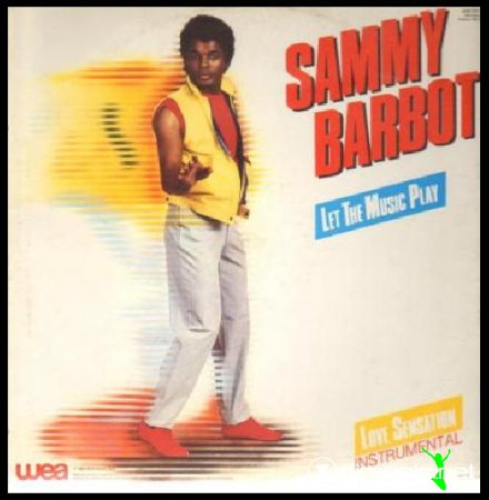 Sammy Barbot - Let The Music Play (Vinyl, 12'') 1984
