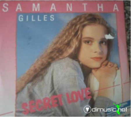 Samantha Gilles - Secret Love (Vinyl, 12'') 1986