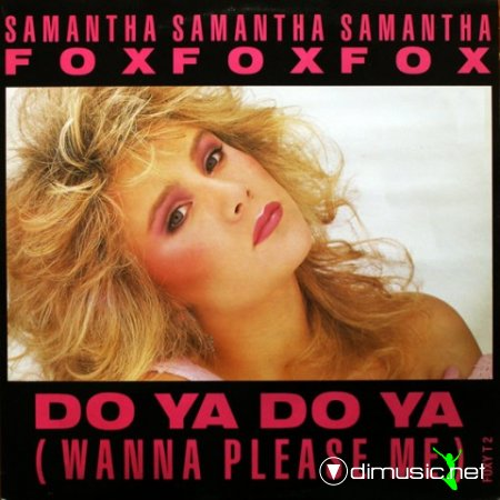 Samantha Fox - Do Ya Do Ya Wanna Please Me (Vinyl, 12'') 1986