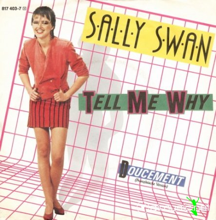 Sally Swan - Tell Me Why (Vinyl, 7'') 1984
