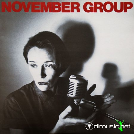 November Group - We Dance (CD, Maxi-Single) 1985