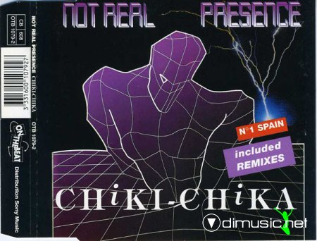 Not Real Presence - Chiki-Chika (CD, Maxi-Single) 1993
