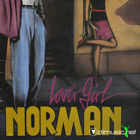 Norman - Lover Girl (Vinyl, 12'') 1986