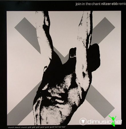 Nitzer Ebb - Join In The Chant (Vinyl, 12'') 1987
