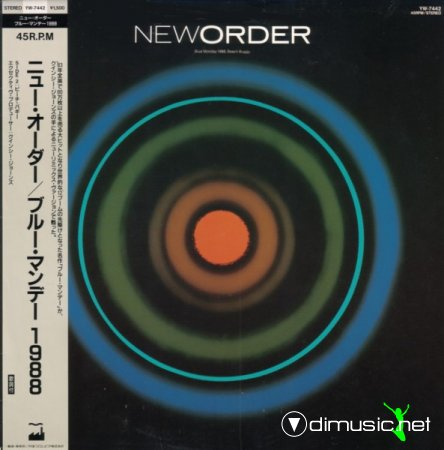 New Order - Blue Monday 1988 (CD, Single) 1988