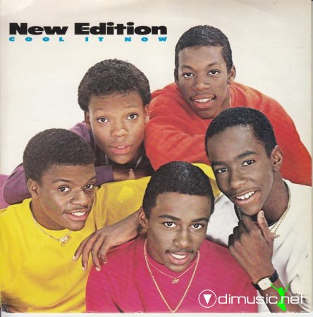 New Edition - Cool It Now (Vinyl, 12'') 1984