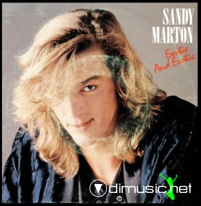 Sandy Marton - Exotic And Erotic (Vinyl, 12'') 1985