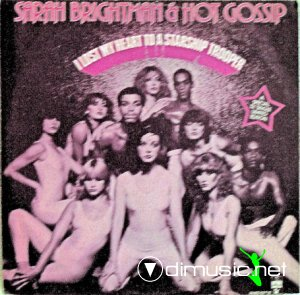 Sarah Brightman And Hot Gossip - I Lost My Heart To A Starship Trooper (Vinyl, 12'') 1978