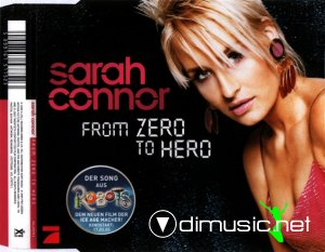 Sarah Connor - From Zero To Hero (CD, Maxi-Single) 2005