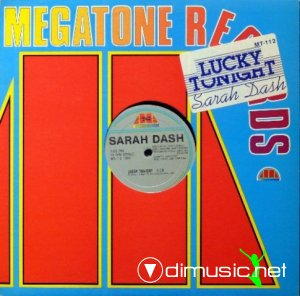 Sarah Dash - Lucky Tonight (Vinyl, 12'') 1983