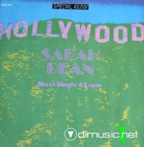 Sarah Dean - Hollywood (Vinyl, 12'') 1986
