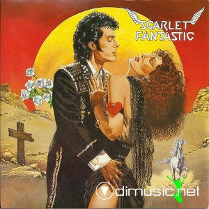 Scarlet Fantastic - Film Star Kiss (Vinyl, 12'') 1988