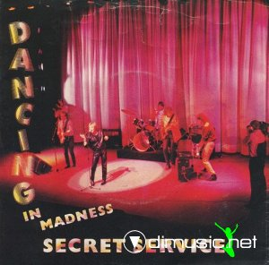 Secret Service - Dancing In Madness (Vinyl, 7'') 1982