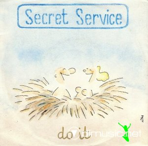Secret Service - Do It (Vinyl, 12'') 1983