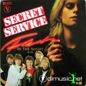 Secret Service - Flash In The Night (Vinyl, 12'') 1981