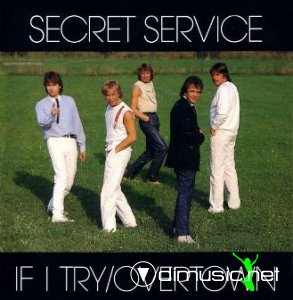 Secret Service - If I Try (Vinyl, 7'') 1982