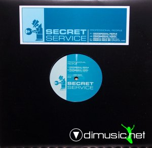 Secret Service - Professional People (Vinyl, 12'') 2006