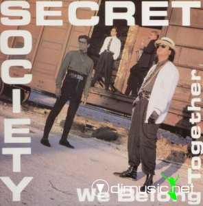 Secret Society - We Belong Together (Vinyl, 12'') 1988