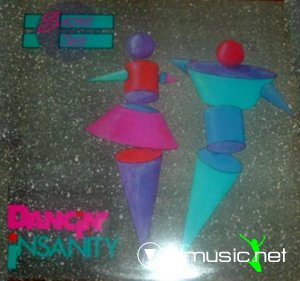 Secret Ties - Dancin' Insanity (Vinyl, 12'') 1987