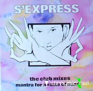 S'Express - Mantra For A State Of Mind (Vinyl, 12'') 1989