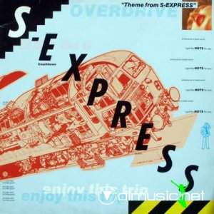 S'Express - Theme From S-Express (Vinyl, 12'') 1988