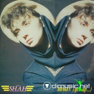 Shah - Images (Get Up) (Vinyl, 12'') 1985