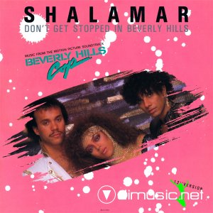 Shalamar - Don't Get Stopped In Beverly Hills (Vinyl, 12'') 1984