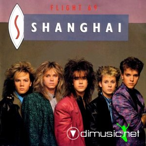 Shanghai - Flight 69 (Vinyl, 7'') 1986