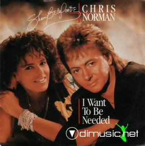Shari Belafonte + Chris Norman - I Want To Be Needed (Vinyl, 12'') 1988