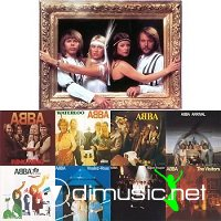 ABBA - Discography (Original Unremastered Recordings) 8 Albums (1973  -1981)